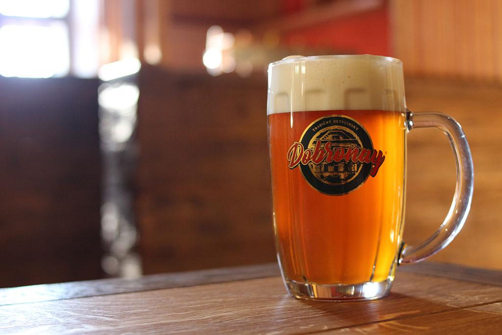 Naše pivko Dobronay